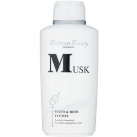 Bettina Barty Classic Musk testápoló tej nőknek 500 ml