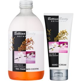 Bettina Barty Botanical Rise Milk & Cherry Blossom coffret cosmétique I.