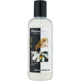 Bettina Barty Botanical Rise Milk & Vanilla gel bain et douche  400 ml