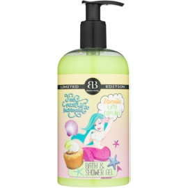 Bettina Barty Vanilla Lime Cupcake Shower And Bath Gel  500 ml