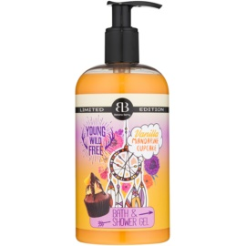 Bettina Barty Vanilla Mandarine Cupcake Shower And Bath Gel  500 ml