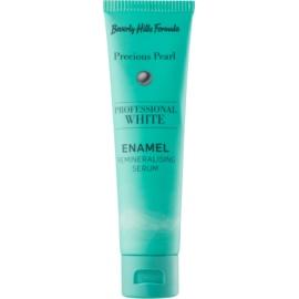 Beverly Hills Formula Professional White Range bieliaca zubná pasta s fluoridom na obnovenie zubnej skloviny  100 ml
