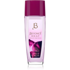 Beyoncé Heat Wild Orchid spray dezodor nőknek 75 ml