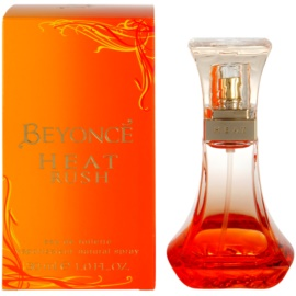 Beyonce Heat Rush Eau de Toilette pentru femei 30 ml