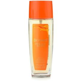 Beyonce Heat Rush deodorant s rozprašovačem pro ženy 75 ml