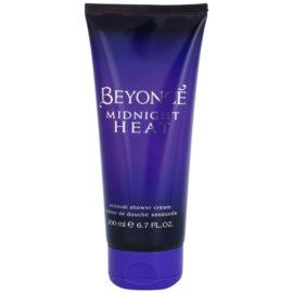 Beyonce Midnight Heat sprchový gel pro ženy 200 ml