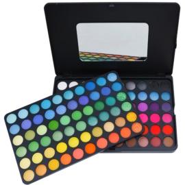 BHcosmetics 120 Color 1st Edition Palette mit Lidschatten  144 g