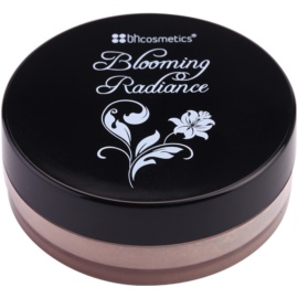 BHcosmetics Blooming Radiance Base mineral em pó 3 em 1 tom Medium Neutral 3,5 g