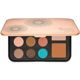 BHcosmetics Bronze Paradise palette multifonctionnelle  23,8 g