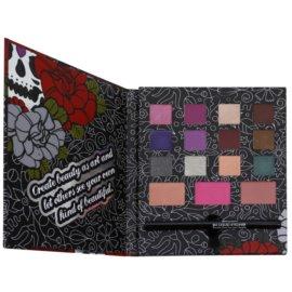 BHcosmetics Dark Rose set dekorativne kozmetike
