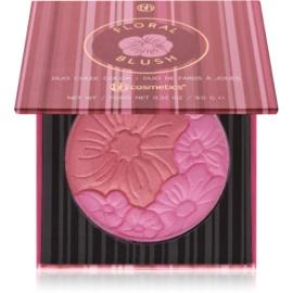 BHcosmetics Floral duo Blush mit Spiegel Farbton Honolulu Hideaway 9 g