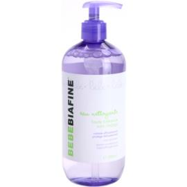 Biafine Bebe tónico limpiador para la piel del bebé   500 ml