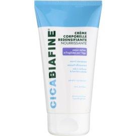 Biafine Cica crema corporal nutritiva para pieles secas y muy secas  150 ml