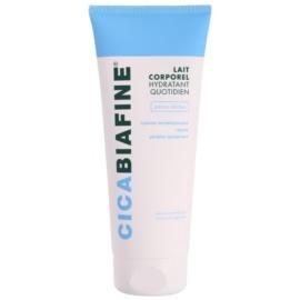 Biafine Cica hidratáló testápoló tej mindennapi használatra  200 ml