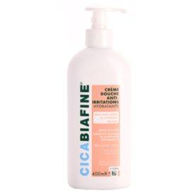 Biafine Cica hidratáló tusfürdő nagyon száraz, érzékeny és atópiás bőrre  400 ml