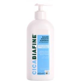 Biafine Cica loção de banho hidratante para uso diário  400 ml