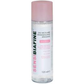 Biafine Sensi micelláris tisztító víz nyugtató hatással az érzékeny arcbőrre és szemekre  125 ml