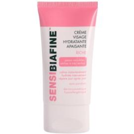 Biafine Sensi заспокоюючий та зволожуючий крем для обличчя   40 мл