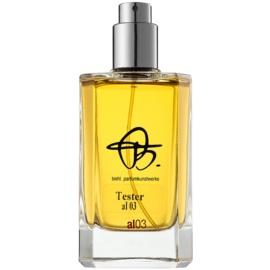 Biehl Parfumkunstwerke AL 03 parfémovaná voda tester unisex 100 ml