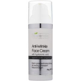 Bielenda Professional Hyaluronic Acid & Coenzyme Q10 Anti-Wrinkle Cream SPF15  50 ml