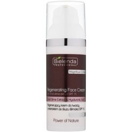 Bielenda Professional Power of Nature regenerační krém SPF 15  50 ml
