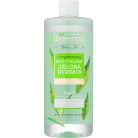 Bielenda Green Tea Micellar Cleansing Water  500 ml