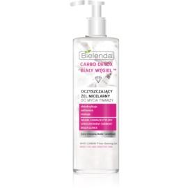 Bielenda Carbo Detox White Carbon gel nettoyant  200 ml