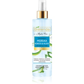 Bielenda Hydra Care Coconut & Aloe Moisturizing Mist For Face And Body  200 ml