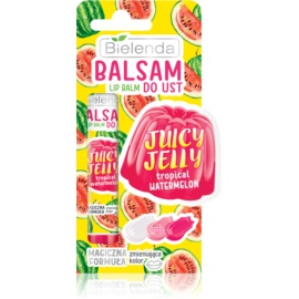 Bielenda Juicy Jelly tónovací balzám na rty příchuť Tropical Watermelon 10 g