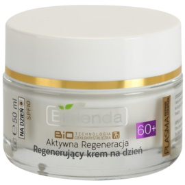 Bielenda Active Regeneration 60+ Regenerating Day Cream with Anti-Wrinkle Effect SPF 10  50 ml