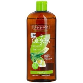 Bielenda Aromatherapy Vitality sprchový a koupelový olej pro jemnou a hladkou pokožku  300 ml