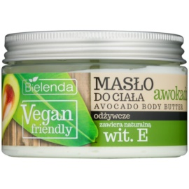 Bielenda Vegan Friendly Avocado Body Butter  250 ml