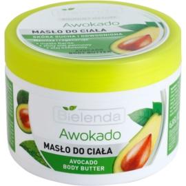 Bielenda Avocado unt  pentru corp pentru pielea uscata sau foarte uscata  200 ml