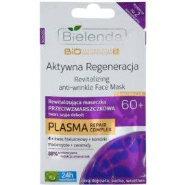 Bielenda BioTech 7D Active Regeneration 60+ Revitalisierende Maske gegen Falten  10 g