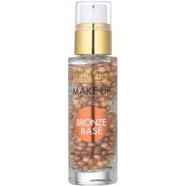 Bielenda Make-Up Academie Bronze Base Bronzer und Make-up Basis unter dem Make-up  30 g