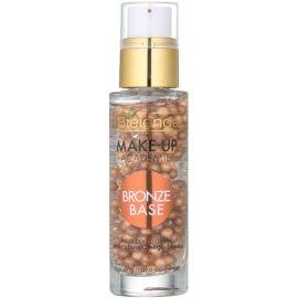 Bielenda Make-Up Academie Bronze Base primer abbronzante per fondotinta  30 g