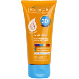Bielenda Bikini Matt Look Protective Facial Cream SPF30  50 ml