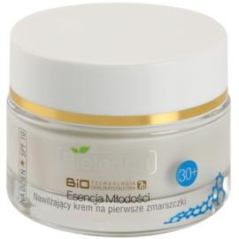 Bielenda BioTech 7D Essence of Youth 30+ Feuchtigkeitsspendende Tagescreme für erste Falten  50 ml