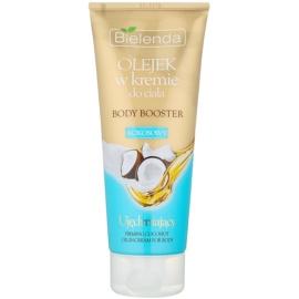 Bielenda Body Booster Coconut Oil Verstevigende Body Crème   200 ml
