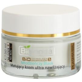Bielenda BioTech 7D Youthful Glow matirajoča krema z vlažilnim učinkom  50 ml