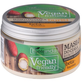 Bielenda Vegan Friendly Buriti tělové máslo  250 ml