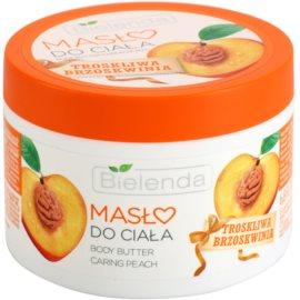 Bielenda Caring Peach masło do ciała  200 ml