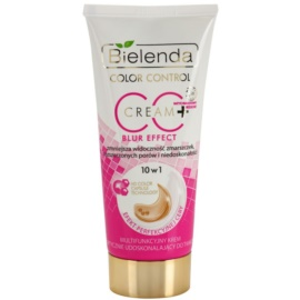 Bielenda Color Control Blur Effect CC creme antirrugas  40 ml
