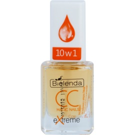 Bielenda CC Magic Nails Care Extreme ser regenerator unghii si cuticule  11 ml