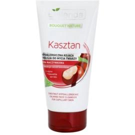 Bielenda Chestnut beruhigende Reinigungsemulsion für geweitete und geplatzte Venen  150 g