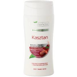 Bielenda Chestnut Lapte demachiant + tonic facial 2 in 1  200 ml