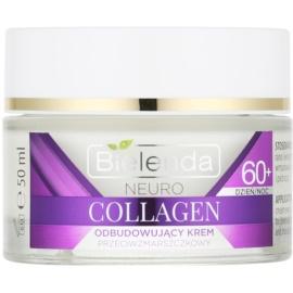 Bielenda Neuro Collagen crema rigenerante antirughe 60+  50 ml