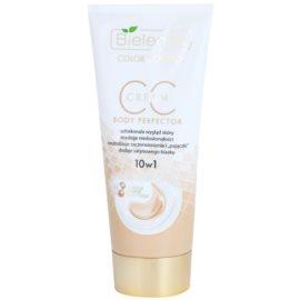 Bielenda Color Control Body Perfector CC Creme für den Körper mit glättender Wirkung  175 ml