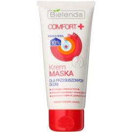 Bielenda Comfort+ creme nutritivo para as mãos com efeito hidratante  75 ml