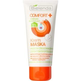 Bielenda Comfort+ Creme-Maske mit Peeling-Effekt für verhornte Fußsohlen  100 ml